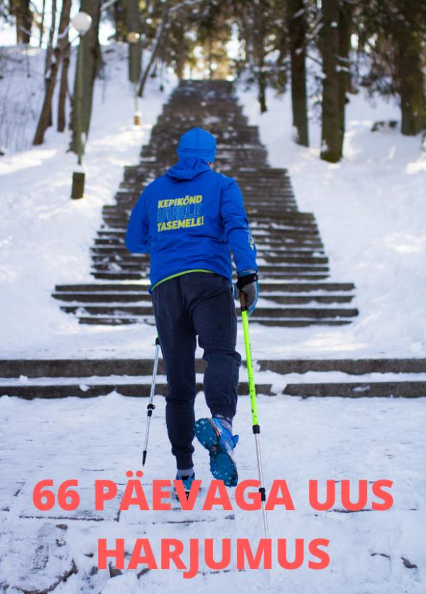 66 PÄEVAGA UUS HARJUMUS